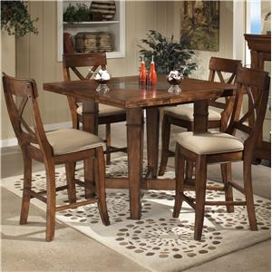 Intercon Verona Pub Table Set