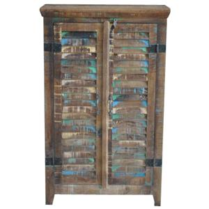 Jaipur Furniture Guru Shutter Tall Cabinet