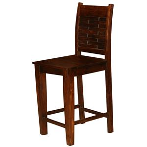 Jaipur Furniture Guru Guru Counter Dining Chair