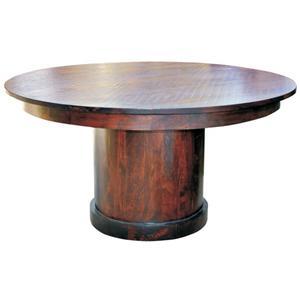 "Jaipur Furniture Vienna 60"" Round Dining Table"