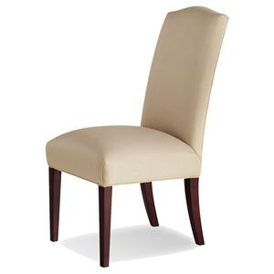 Jessica Charles Fine Upholstered Accents Petra Armless Chair