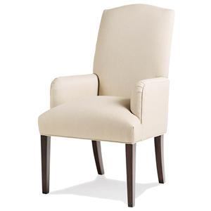 Jessica Charles Fine Upholstered Accents Petra Arm Chair
