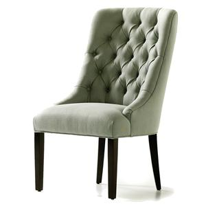 Jessica Charles Fine Upholstered Accents Lauren Chair