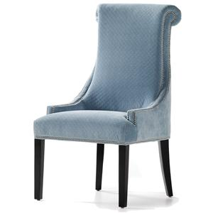 Jessica Charles Fine Upholstered Accents Ritter Dining Chair