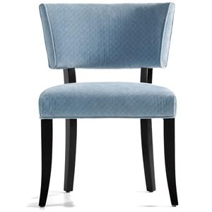 Jessica Charles Fine Upholstered Accents Maxine Dining Chair