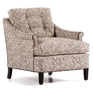 Jessica Charles Fine Upholstered Accents Mimi Chair