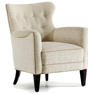 Jessica Charles Fine Upholstered Accents Jansen Chair