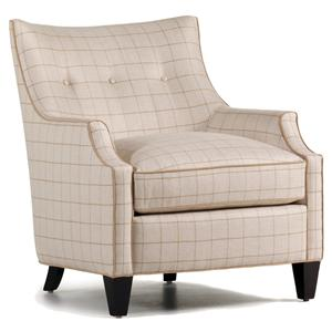 Jessica Charles Fine Upholstered Accents Hannah Chair