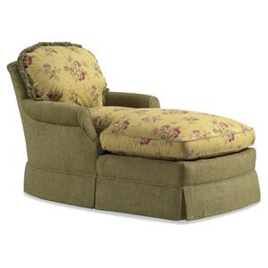 Jessica Charles Fine Upholstered Accents Ashworth Chaise