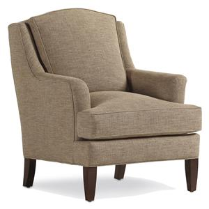 Jessica Charles Fine Upholstered Accents Landon Chair