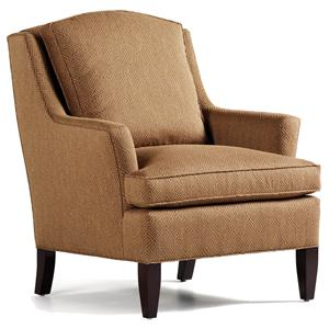 Jessica Charles Fine Upholstered Accents Cagney Chair