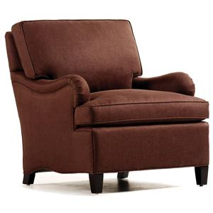 Jessica Charles Fine Upholstered Accents Oliver Chair