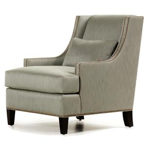 Jessica Charles Fine Upholstered Accents Collin Chair