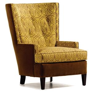 Jessica Charles Fine Upholstered Accents Esquire Chair