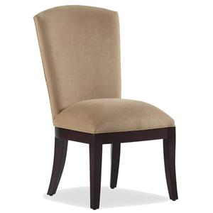 Jessica Charles Fine Upholstered Accents Mckinney Armless Dining Chair