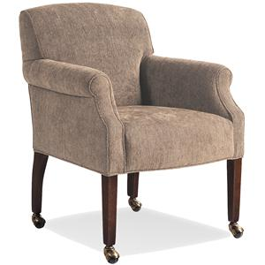 Jessica Charles Fine Upholstered Accents Rose Game Chair