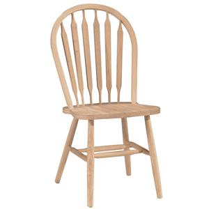 John Thomas SELECT Dining Arrowback Windsor Chair