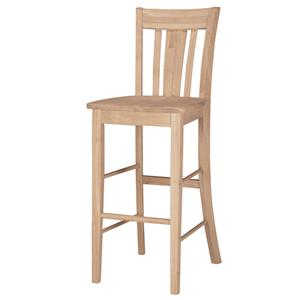 "John Thomas SELECT Dining 30"" San Remo Stool"