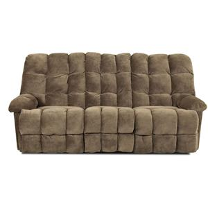 Klaussner Brownsville  Manual Reclining Sofa