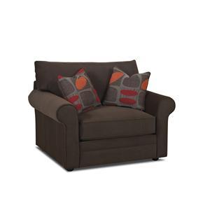 Klaussner Comfy Big Chair