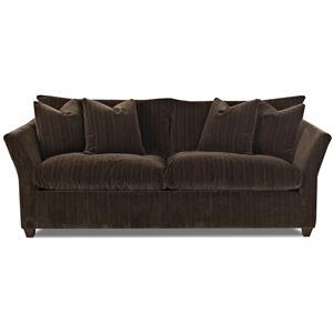 Klaussner Fifi Down Blend Cushion Sofa