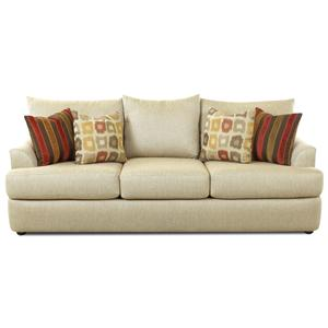 Klaussner Findley Stationary Sofa