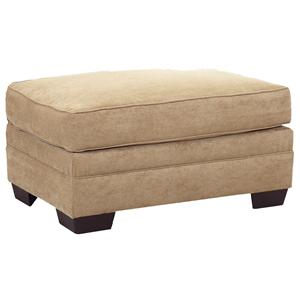 Klaussner Holly Ottoman