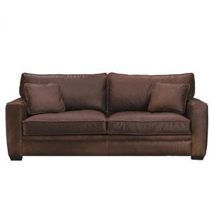 Klaussner Homestead Interspring Queen Sleeper Sofa
