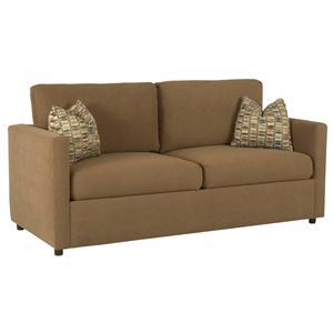 Metropia Jacobs Queen Sleeper Sofa