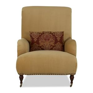 Klaussner Chairs and Accents Dapper Accent Chair