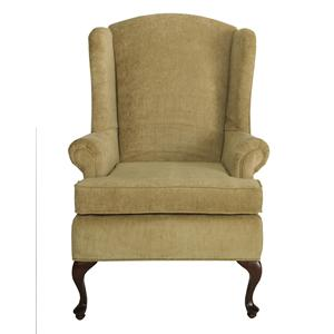Klaussner Chairs and Accents Hereford Accent Chair