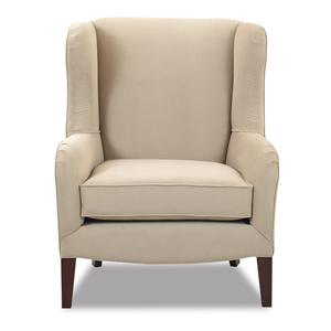 Klaussner Chairs and Accents Polo Accent Chair
