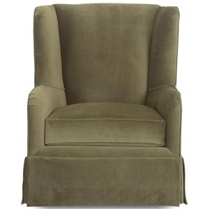 Klaussner Chairs and Accents Wing Chair