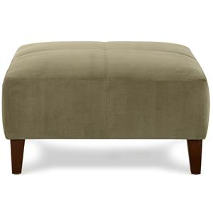Klaussner Chairs and Accents Ottoman