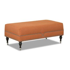 Klaussner Chairs and Accents Beaufort Accent Ottoman