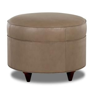 Klaussner Chairs and Accents Orbit Ottoman