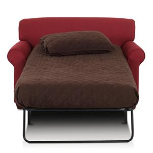 Klaussner Mayhew Innerspring Chair Sleeper