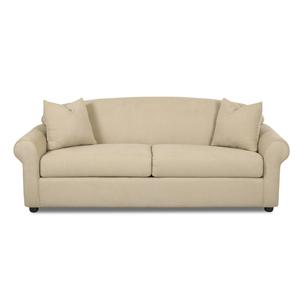 Klaussner Possibilities Rolled Arm Sofa