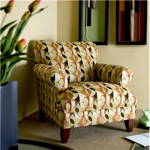 Klaussner Simone Upholstered Chair