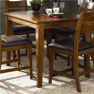 Klaussner International Urban Craftsmen Counter Height Table