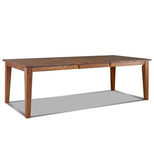 Klaussner International Urban Craftsmen Dining Room Table