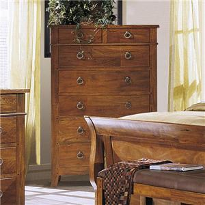 Klaussner International Urban Craftsmen Drawer Chest