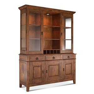 Klaussner International Urban Craftsmen China Cabinet