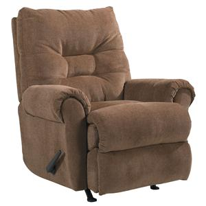 Lane Recliners Padded Rocker Recliner