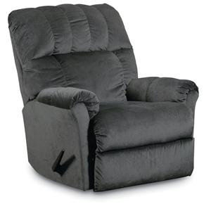 Lane Rocker Recliners Saban Swivel Rocking Recliner