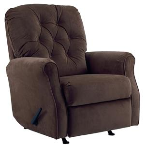 Lane Rocker Recliners Priscilla Rocker Recliner