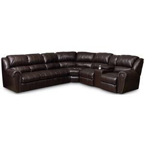 Lane Summerlin Sectional Sofa