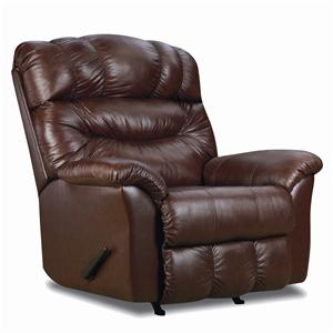 Lane Rocker Recliners Norfolk Rocker Recliner