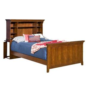 Legacy Classic Kids American Spirit Full Bookcase Bed