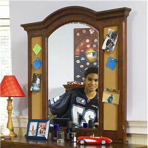 Legacy Classic Kids American Spirit Cork Dresser Mirror